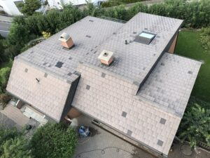eternit dach reinigen