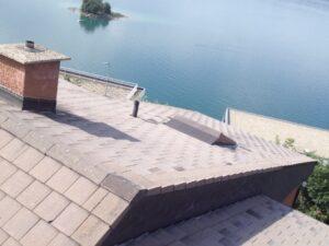 eternit dach reinigung