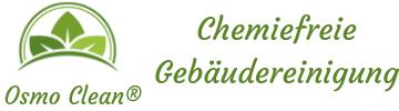 Osmo Clean Chemiefreie Gebäudereinigung