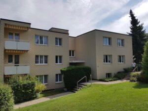 eternitreinigung von 8 mehrfamilienhäuser zürich zh
