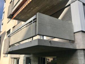 mehrfamilienhaus balkon reinigung in lachen sz