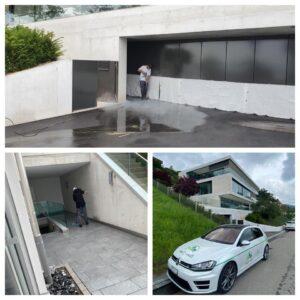 betonbodenreinigung osmo clean